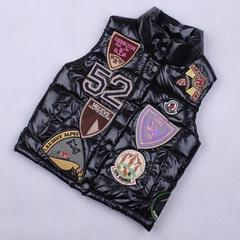 モンクレール キッズ ベスト moncler-k019 ブラック