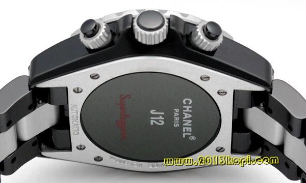 シャネル J12クロノ スーパーレッジェーラ H1624