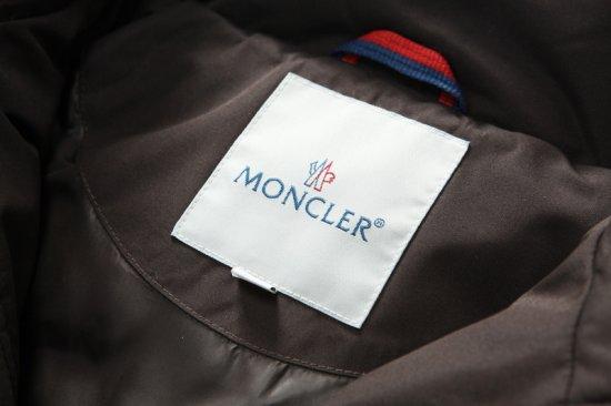モンクレール キッズ ロングコート moncler-k104 コーヒー