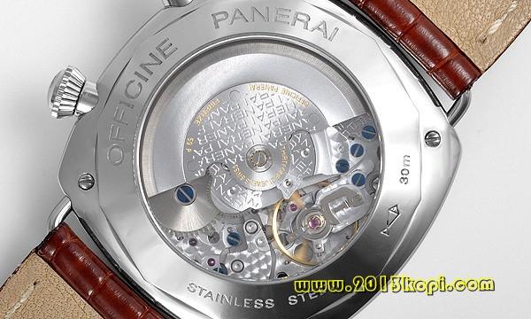 パネライ ラジオミール GMTアラーム PAM00098