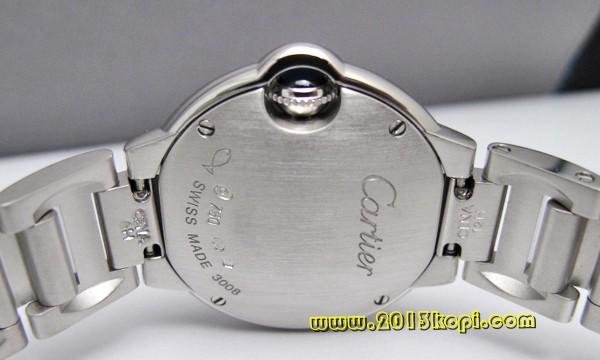 カルティエ バロンブルー SM WE9003Z3