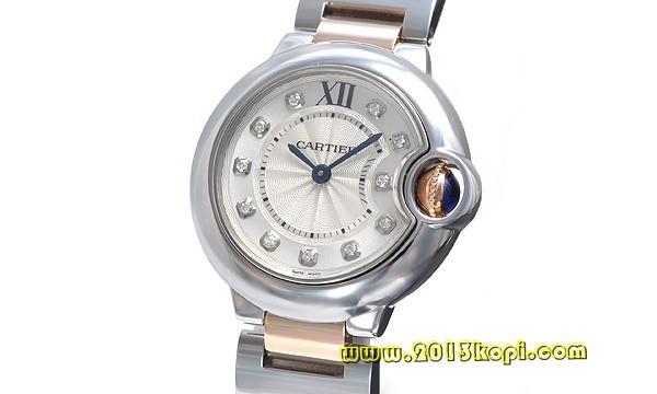 カルティエ バロンブルー SM WE902030
