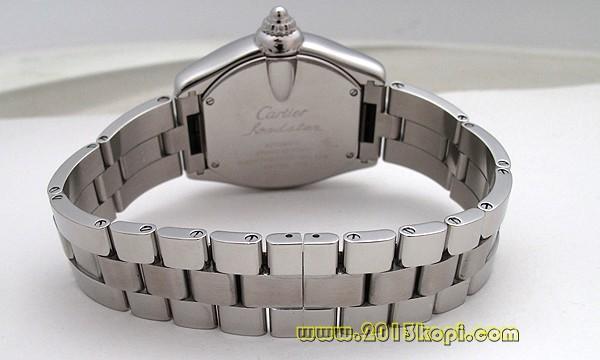 カルティエ ロードスター GMT W62032X6