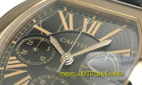 カルティエ ロードスター クロノ W62042Y5
