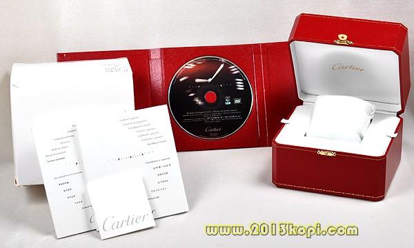 カルティエ ロードスター クロノ W62020X6