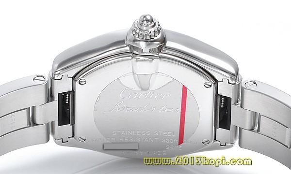カルティエ ロードスター 2800年クリスマス限定 SM W6206007