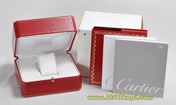 カルティエ パシャC 2003年クリスマス限定 W66549