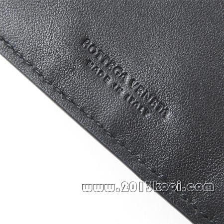 ボッテガ・ヴェネタ 長財布 ブラック114074 v001n 1000レディース