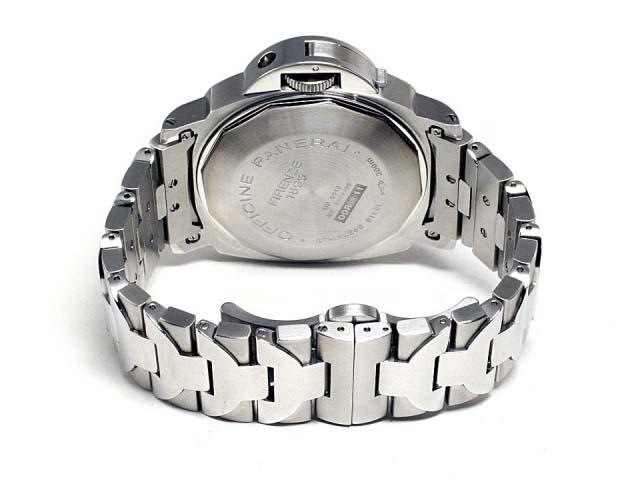パネライコピー時計 ルミノールGMT PAM00244