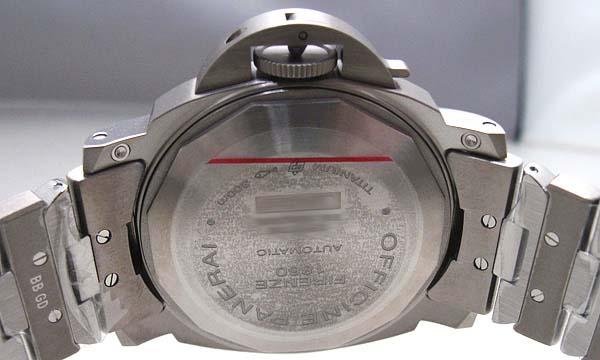 パネライコピー時計 ルミノールマリーナ PAM00333