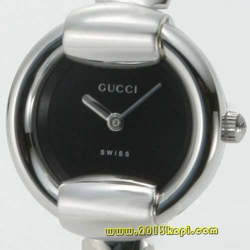グッチ GQ1400 バングルタイプ ブラック プチ