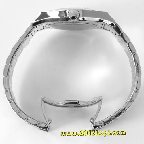 グッチ YA115 パンテオン グレー メンズ YA115201