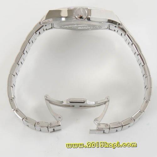 グッチ YA115 パンテオン ダイヤインデックス ホワイトシェル ボーイズ YA115403