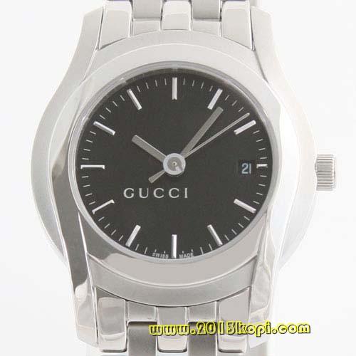 グッチ GQ5505 ブラック レディース YA055518