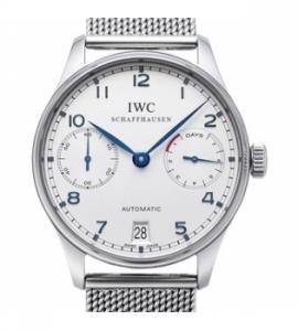 コピー腕時計 IWC ポルトギーゼ オートマティック 7デイズ Portuguese Automatic 7days IW500107 [USED]