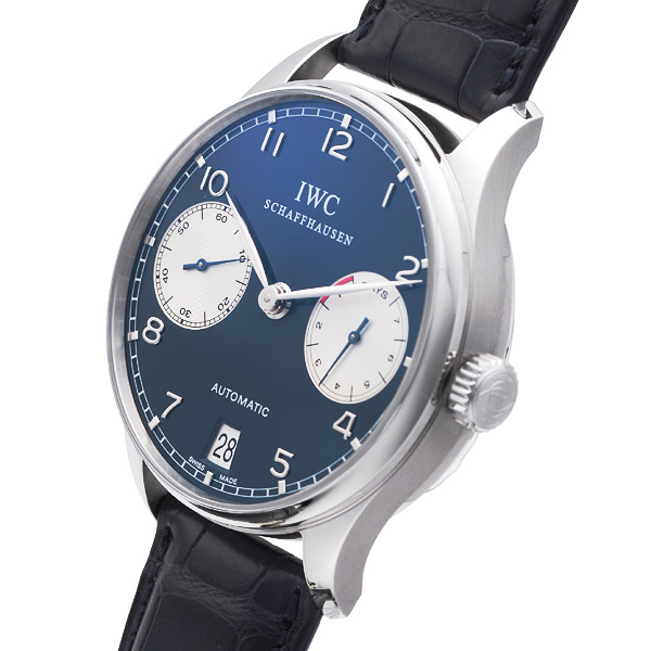 コピー腕時計 IWC ポルトギーゼ オートマティック 7デイズ ローレウス Portuguese Automatic 7days Limited Edition Laureus IW500112