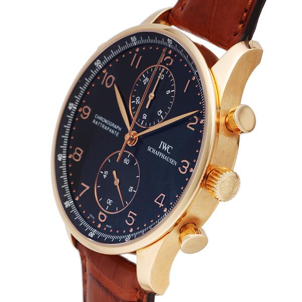 コピー腕時計 IWC ポルトギーゼ クロノグラフ ラトラパント Portuguese Chronograph Rattapante IW371210