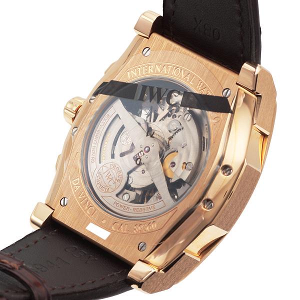 コピー腕時計 IWC ダ・ヴィンチ クロノグラフ IW376402