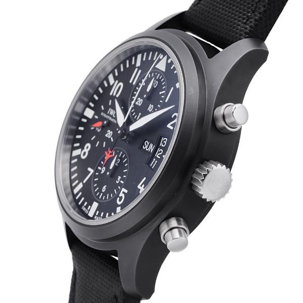 コピー腕時計 IWC パイロットウォッチ クロノグラフ トップガン IW378901