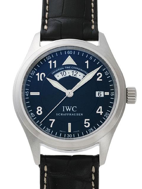 コピー腕時計 IWC スピットファイアー UTC IW325105