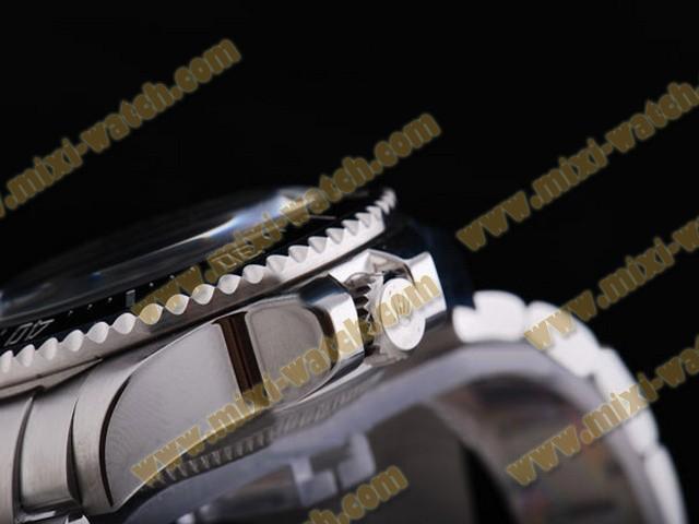 ロレックス    シードウェラー    ウオッチ     カドラン     ブラック    バージョン     ルネット   クロノ       オートマティック
