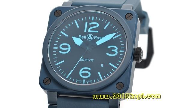 ベル&ロス BR03-92 BLUE CERAMIC 世界500本限定 BR03-92
