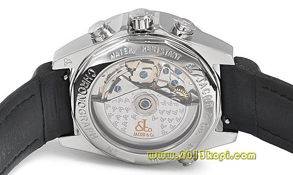 ジェイコブ ダイヤモンド  ブランドコピー 新品 メンズ ホワイトAC-4D