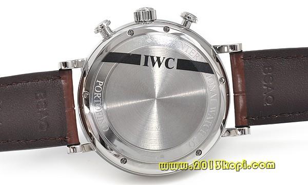IWC ポートフィノ クロノ IW391001
