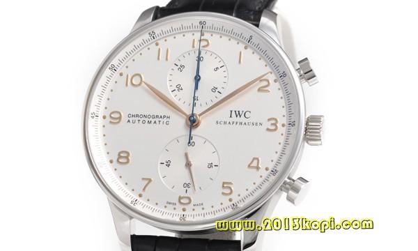 IWC ポルトギーゼ クロノ IW371445