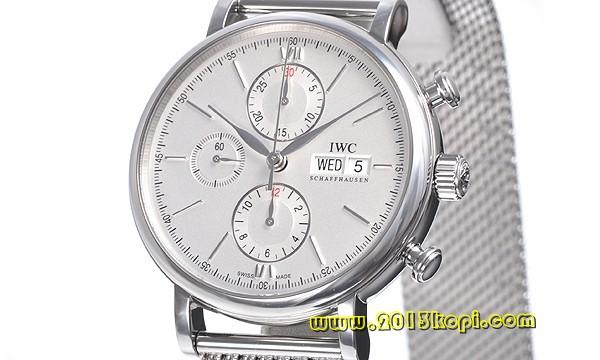 IWC ポートフィノ クロノ IW391005