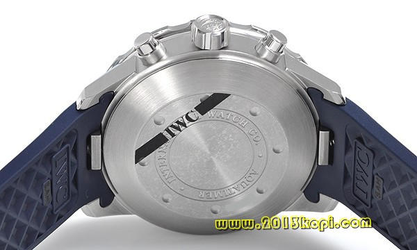 IWC アクアタイマークロノ IW376711