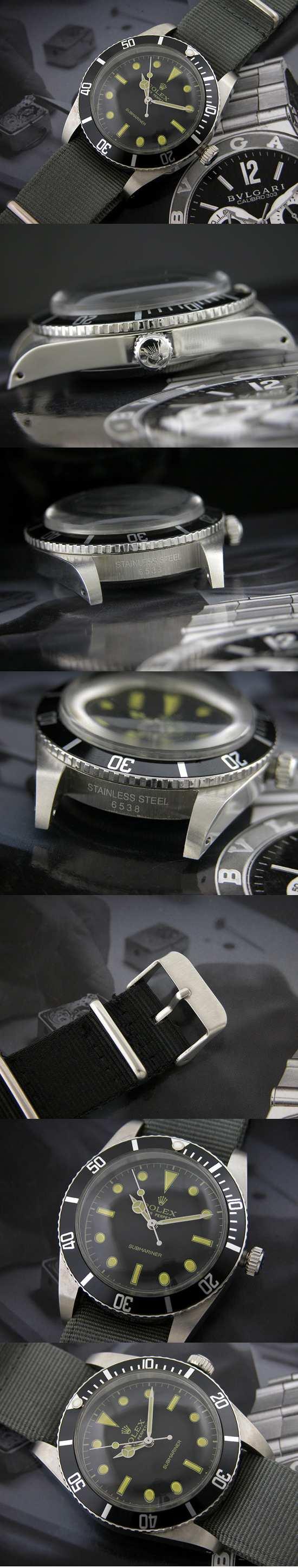 おしゃれなブランド時計がロレックス-サブマリーナ-ROLEX-16610-32-男性用を提供します.
