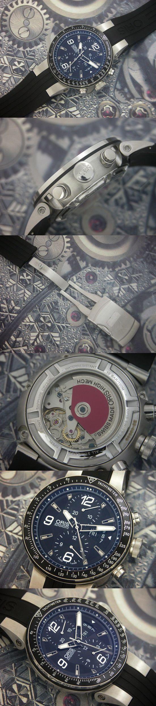 おしゃれなブランド時計がオリス-ウィリアムズ-ORIS-01 679 7614 4164-ak-男性用を提供します.