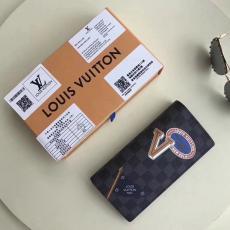 2018年新作ルイヴィトン  Louis Vuitton  N64438  長財布 二つ折財布スーパーコピーブランド財布激安販売専門店