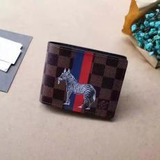 店長は推薦しますルイヴィトン  Louis Vuitton  63343 新作 二つ折財布 短財布最高品質コピー