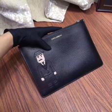 新作Dolce&Gabbana ドルチェ & ガッバーナ    財布 クラッチバッグ メンズブランドコピー代引きバッグ