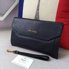 2018年新作プラダ PRADA    財布 クラッチバッグコピー代引き口コミ