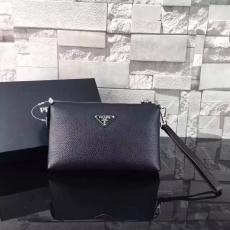 2018年新作PRADA プラダ  1236-1 新入荷安い 財布 クラッチバッグ メンズスーパーコピー激安バッグ販売