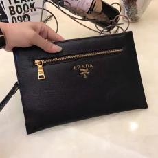 店長は推薦しますプラダ PRADA  9159 新入荷安い 財布 クラッチバッグ メンズ激安販売バッグ専門店