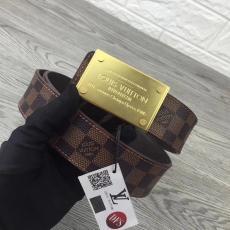 2018年秋冬 新作Louis Vuitton  ルイヴィトン 特価  新入荷安い メンズベルトコピー代引き