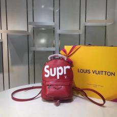 新入荷Louis Vuitton ルイヴィトン Supreme  M41562 新作 メンズ レディースバックパックコピー最高品質激安販売