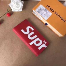 美品Louis Vuitton ルイヴィトン Supreme  M62665  財布  メンズスーパーコピーブランド財布国内発送激安販売専門店