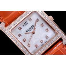 ブランド国内Hermes エルメス  値下げクォーツレプリカ激安腕時計代引き対応