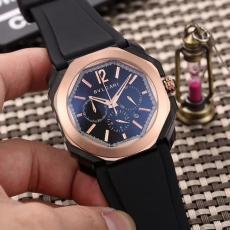 ブランド国内 Bvlgari ブルガリ クォーツレプリカ販売腕時計