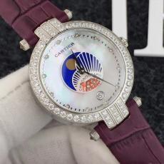 ブランド国内 カルティエ   Cartier 特価クォーツ腕時計激安 代引き
