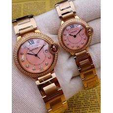 ブランド国内Cartier カルティエ  クォーツレプリカ激安腕時計代引き対応