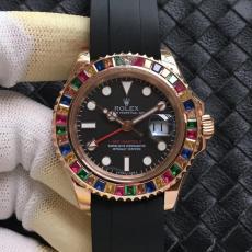 ブランド国内 ロレックス   ROLEX  GMT自動巻きスーパーコピー腕時計通販